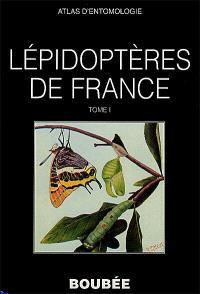 Atlas des lépidoptères de France. Volume 1, Rhopalocères