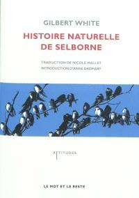 Histoire naturelle de Selborne