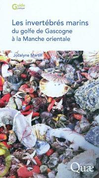 Les invertébrés marins : du golfe de Gascogne à la Manche orientale