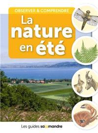La nature en été : observer & comprendre