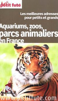 Aquariums, zoos, parcs animaliers en France : les meilleures adresses pour petits et grands