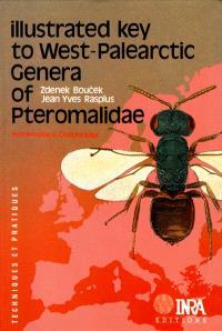 Illustrated key to West-Palearctic genera of Pteromalidae (Hymenoptera : Chalcidoidea)