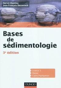 Bases de sédimentologie