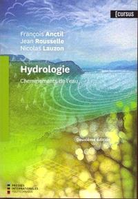 Hydrologie  : cheminements de l'eau