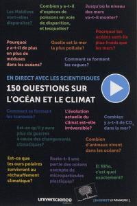 150 questions sur l'océan et le climat : en direct avec les scientifiques