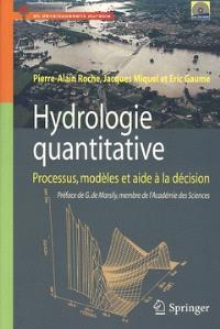 Hydrologie quantitative : processus, modèles et aide à la décision