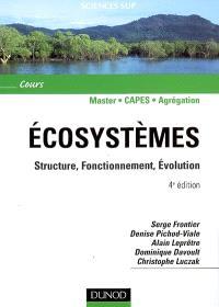 Ecosystèmes : structure, fonctionnement, évolution : cours et questions de révision
