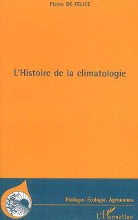 L'histoire de la climatologie