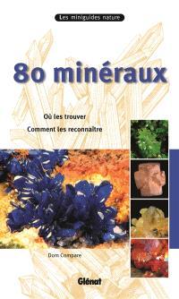 80 minéraux : où les trouver, comment les reconnaître