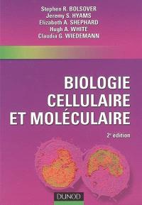 Biologie cellulaire et moléculaire : cours et questions de révision