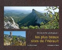 Découverte géologique, les plus beaux sites de l'Hérault