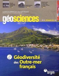 Géosciences, Géodiversité des outre-mer français