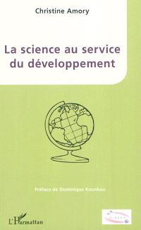 La science au service du développement