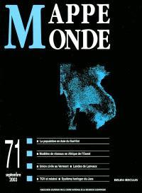 Mappemonde. n° 71