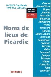 Noms de lieux de Picardie