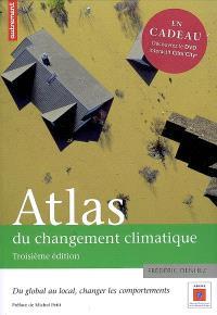 Atlas du changement climatique : du global au local, changer les comportements