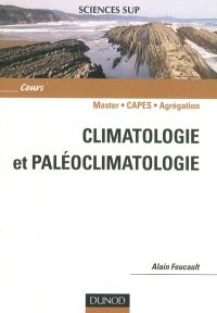Climatologie et paléoclimatologie