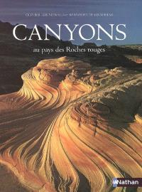 Canyons : au pays des roches rouges