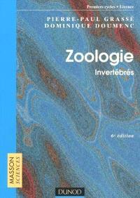 Zoologie : invertébrés