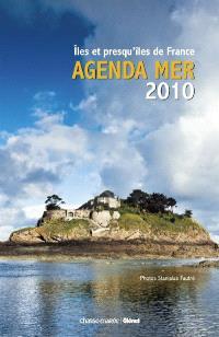 Agenda mer 2010 : îles et presqu'îles de France