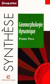 Géomorphologie dynamique