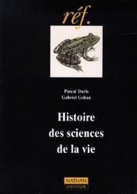 Histoire des sciences de la vie