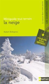 La neige : connaître et observer la neige pour mieux prévoir les avalanches