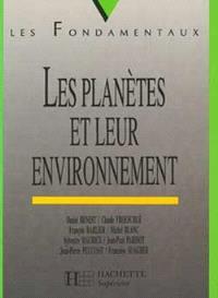 Les planètes et leur environnement