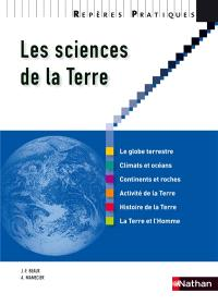 Les sciences de la Terre