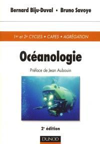 Océanologie : 1er et 2e cycles, Capes, agrégation
