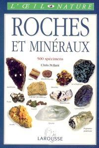 Roches et minéraux : 500 spécimens