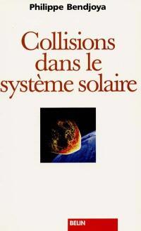 Collisions dans le système solaire