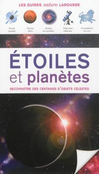 Etoiles et planètes : reconnaître des centaines d'objets célestes