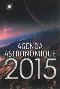 Agenda astronomique 2015