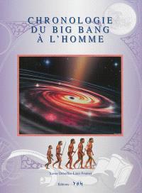Chronologie du Big-Bang à l'homme