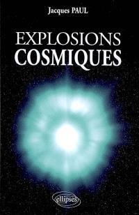 Explosions cosmiques