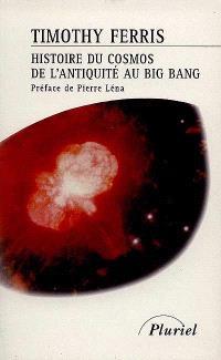 La nuit du temps : histoire du cosmos, de l'Antiquité au big-bang