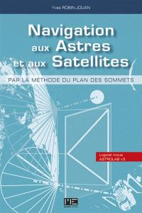Navigation aux astres et aux satellites : la méthode du plan des sommets