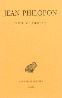 Traité de l'astrolabe