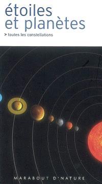 Etoiles et planètes : toutes les constellations