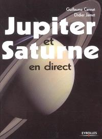 Jupiter et Saturne en direct