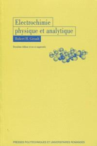 Electrochimie physique et analytique