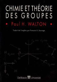 Chimie et théorie des groupes