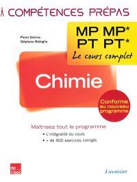Chimie MP-MP*, PT-PT*, 2e année