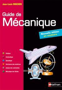 Guide de mécanique, BTS LMD