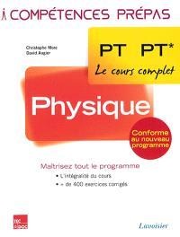 Physique PT-PT* 2e année