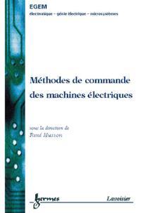 Méthodes de commande des machines électriques