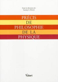 Précis de philosophie de la physique