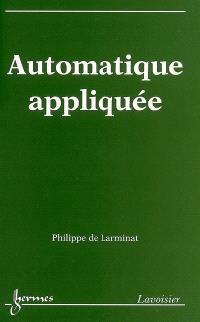 Automatique appliquée