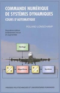 Commande numérique de systèmes dynamiques : cours d'automatique